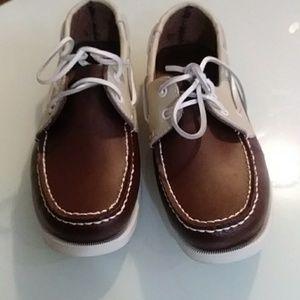 Authentic Sebago Dockside Boat Shoes